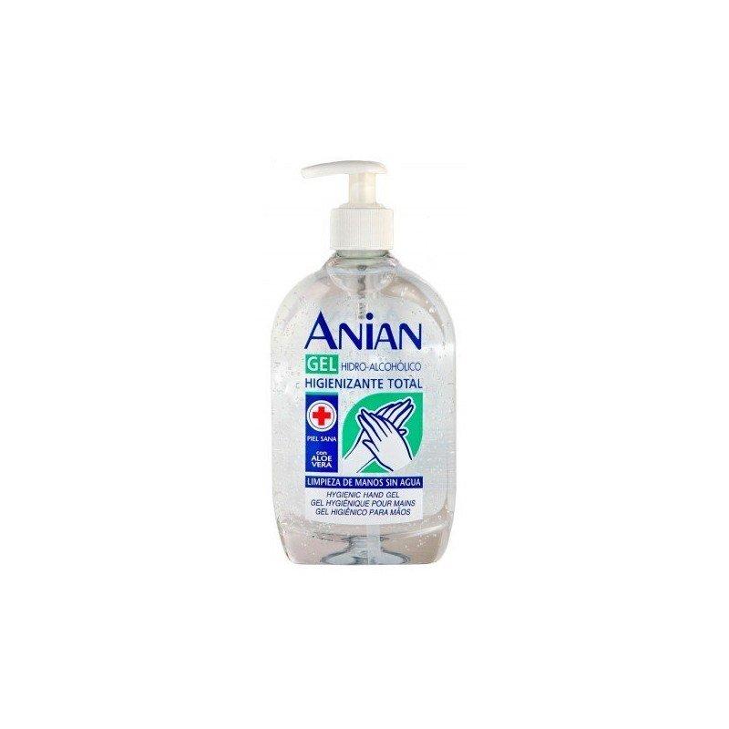Gel igienizant maini cu Aloe Vera, 70% Alcool, 500 ml